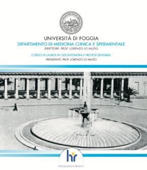 Università di Foggia: tutto sui corsi post-laurea inOdontoiatria